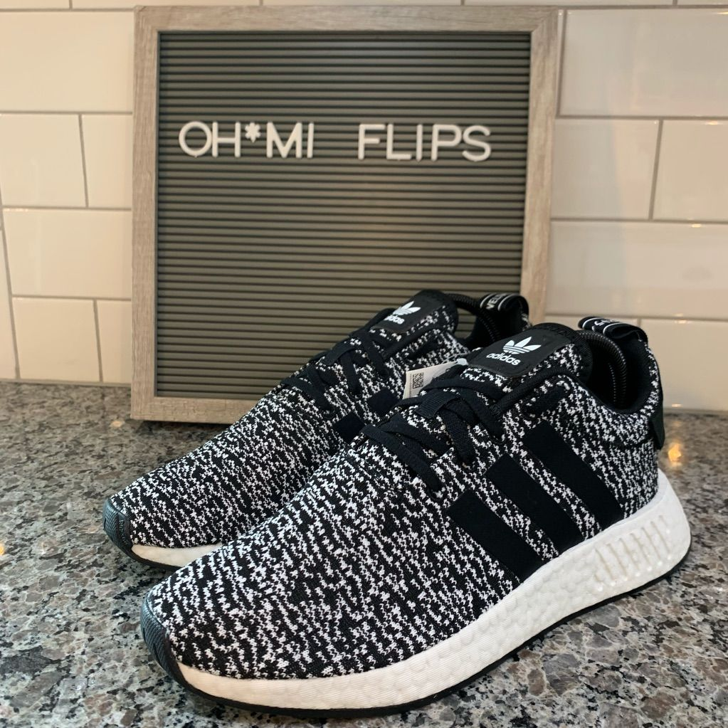 adidas NMD R2 W shoes white