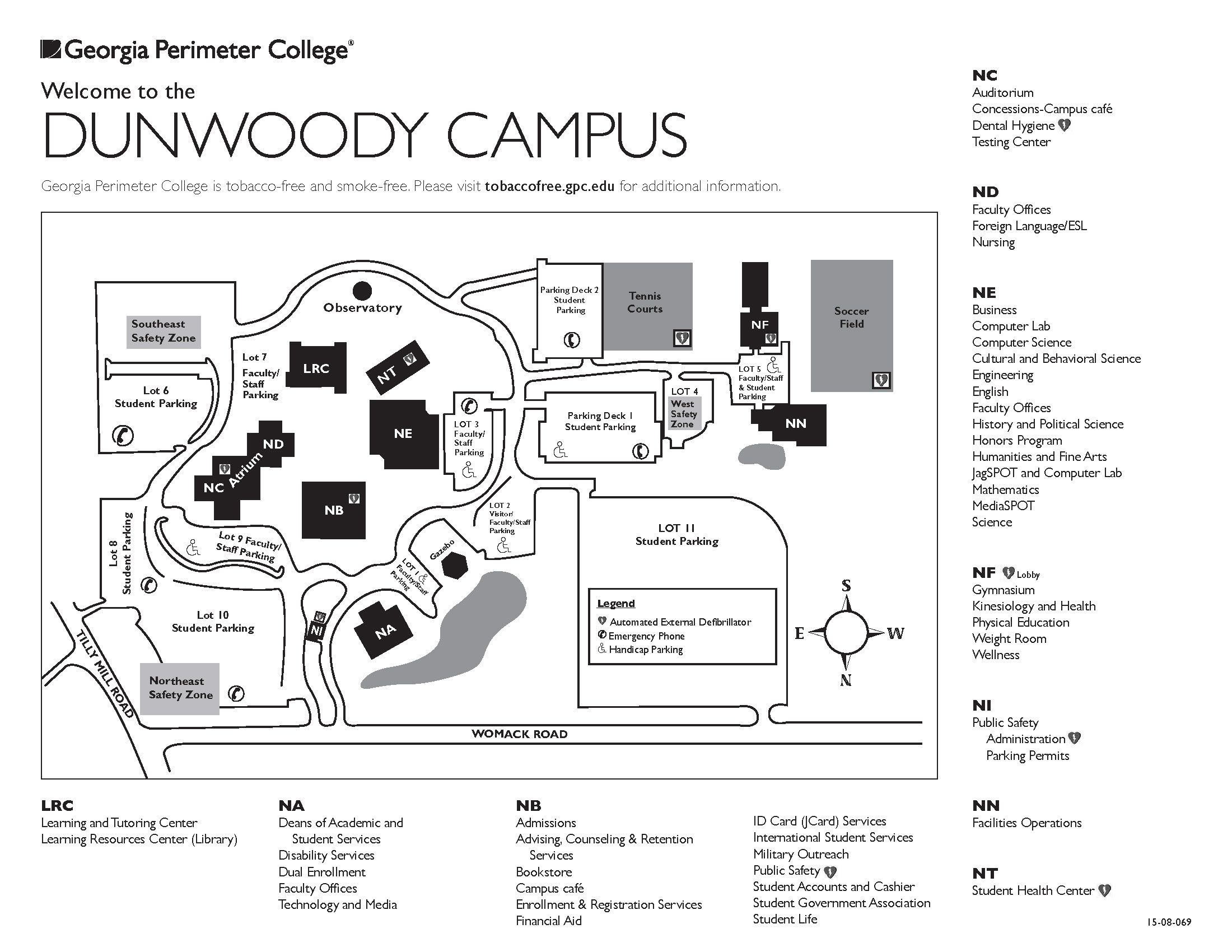 Ivy Tech Bloomington Campus Map.Ivy Tech Campus Map Downtown Www Topsimages Com