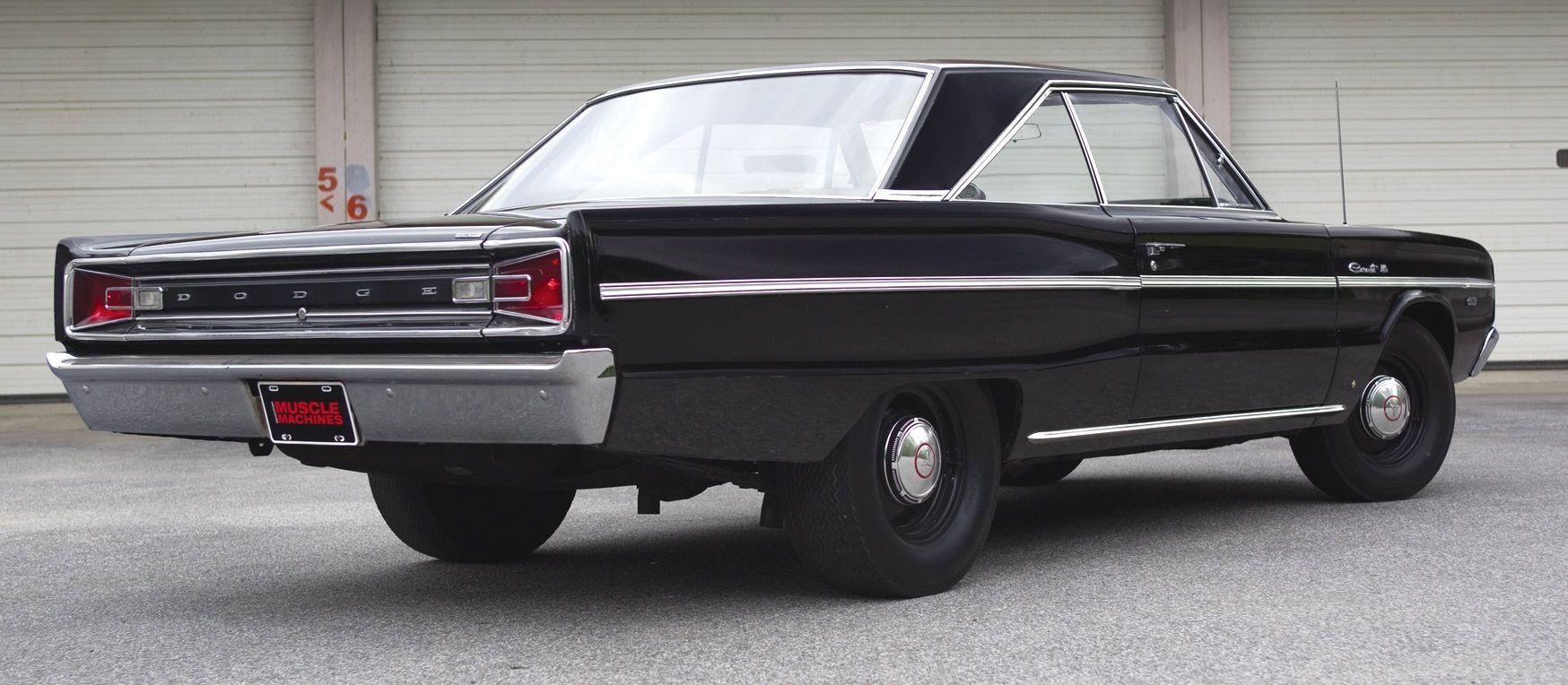 An Old Friend – 1966 Dodge Hemi Coronet | Hemmings Daily