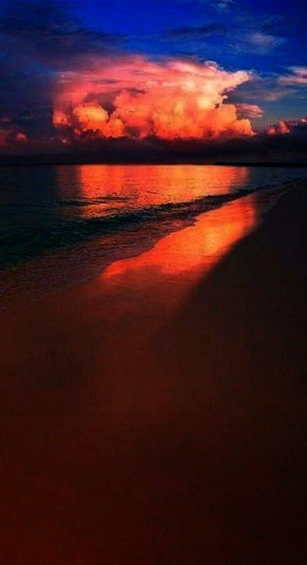 Photography Nature  -Best Photography Nature -  Best Photography Nature  -  Late day at the beach