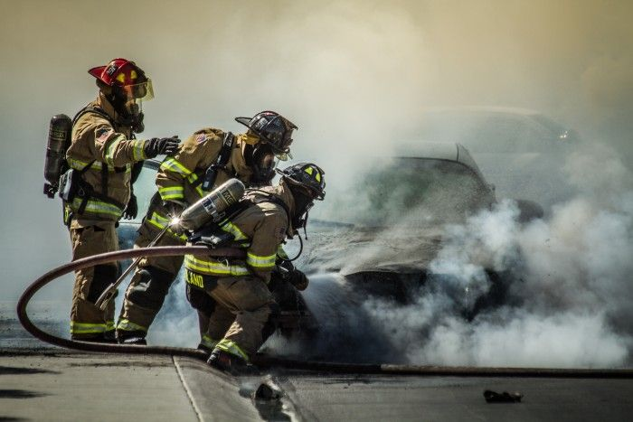 2013 Readers' Contest Winners Gallery | Popular Photography Magazine - Fire Men by Randy Turnbow