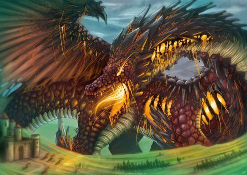 Dragon by AC44
