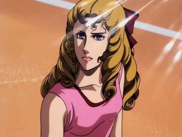 Reika o detta anche madama butterfly jenny la tennista