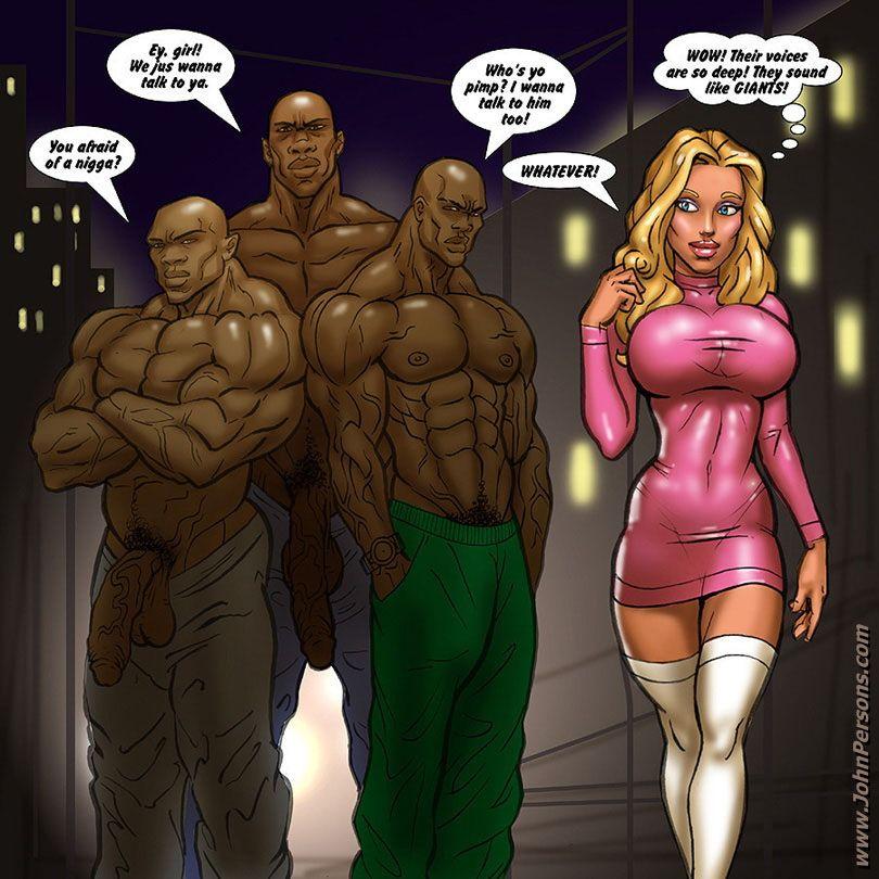 Naked hot busty black women