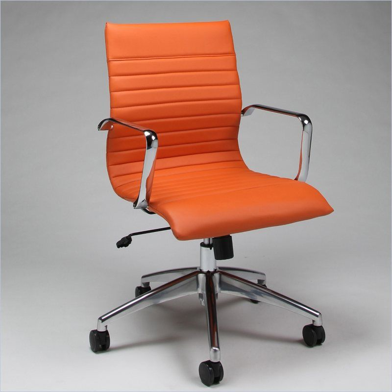 Pastel Furniture Janette Office Chair In Orange Qljn16477982 Office Chair High Back Office Chair Pastel Furniture