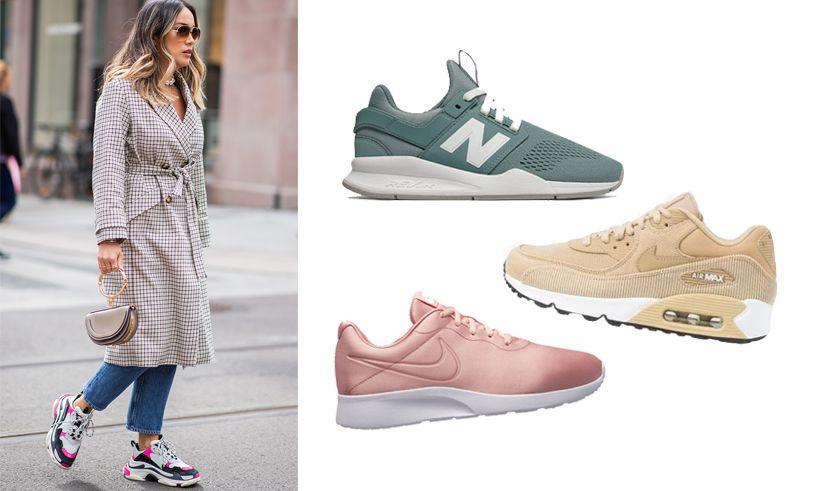 huge discount e355f 24c37 Färgglada sneakers är helt rätt i vår - här är de 21 snyggaste