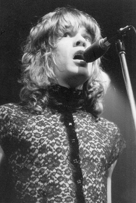 David Johansen (New- York Dolls) - 1973 | Johnny thunders ...