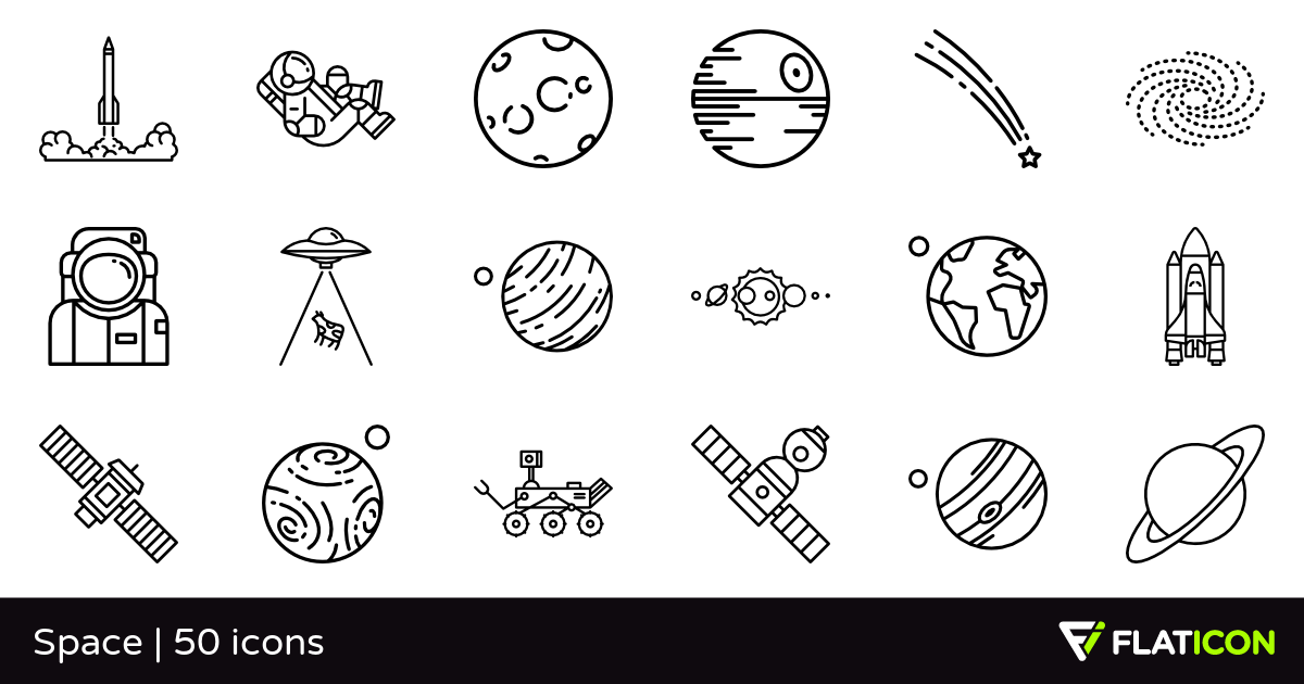 50 free vector icons of Space designed by Freepik Space