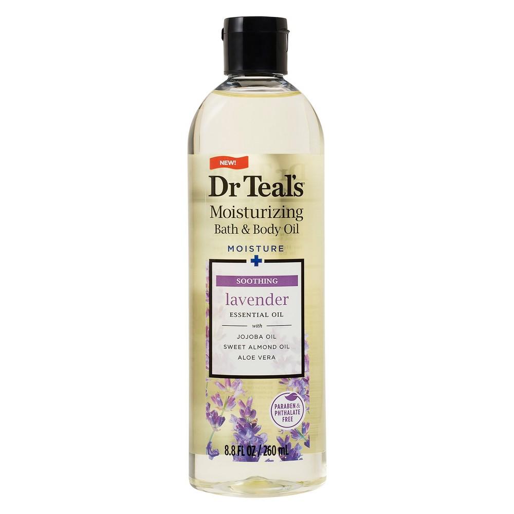 Dr Teal S Lavender Moisturizing Bath Body Oil 8 8 Fl Oz Oil