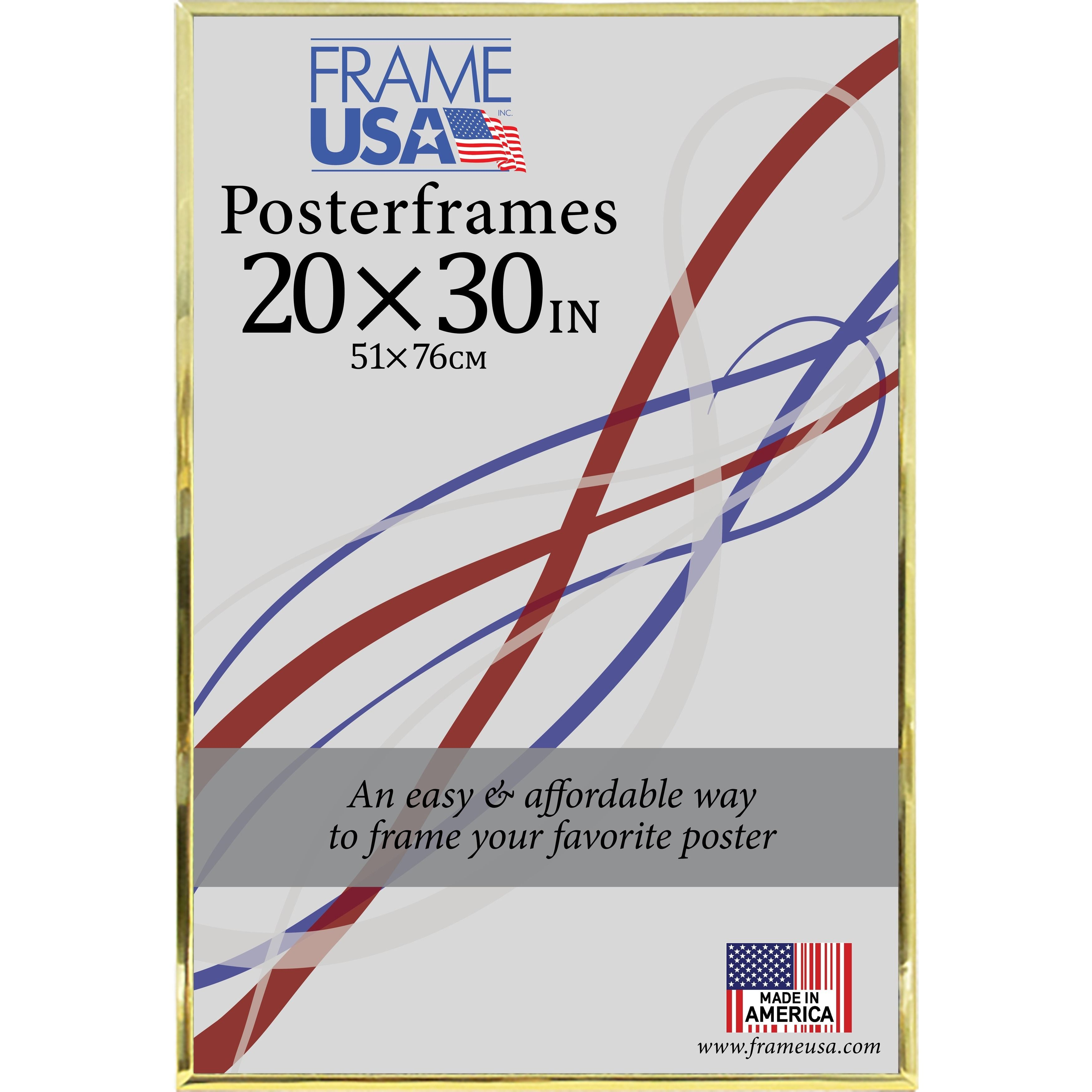 Quadro Clip Frame 8x12 inch Borderless Frame