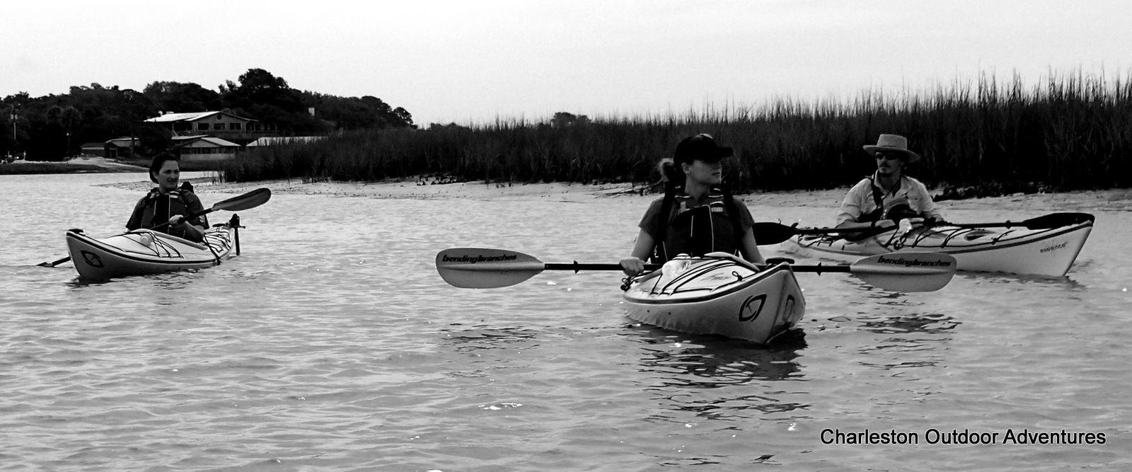 Kayak Al Folly Beach Sc