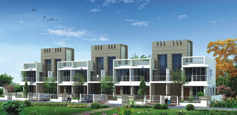Row house google townhouses pinterest for Architecture design for home in pune