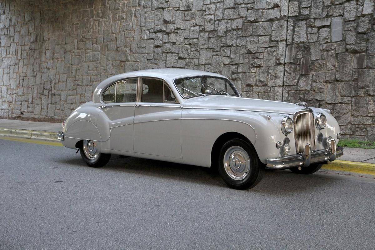 1958 Jaguar MK 8 (1200×800)   Jaguar daimler, Classic cars ...