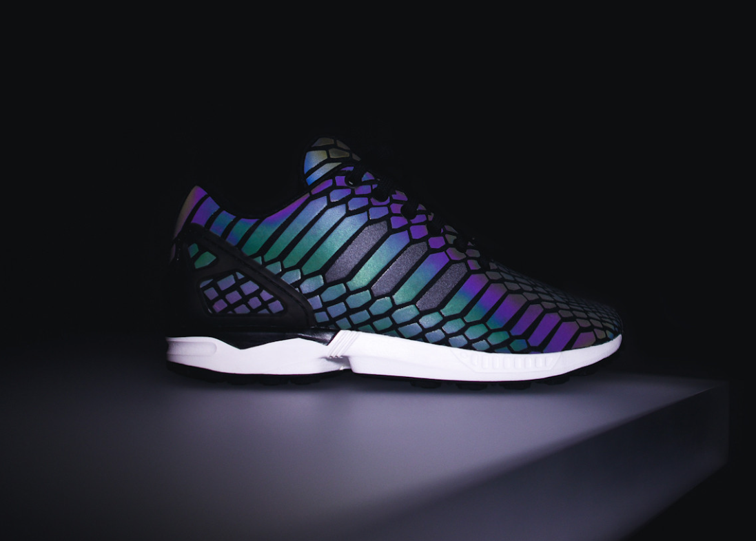 228e957e5c02 More detailed images of the adidas Originals ZX Flux XENO is showcased.  Find it now from select adidas stockists.