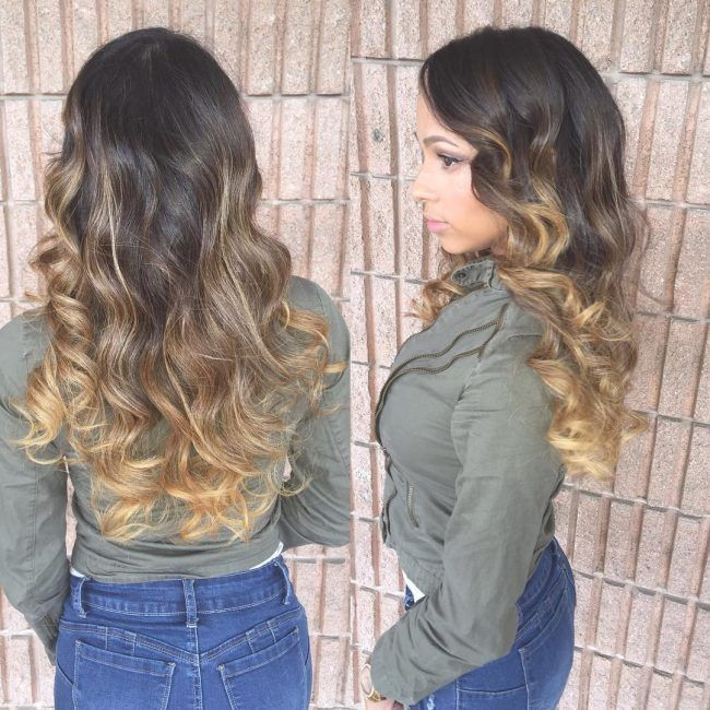 Natural Curly Ombre Hair Pinterest Blonde Ombre Hair Blonde