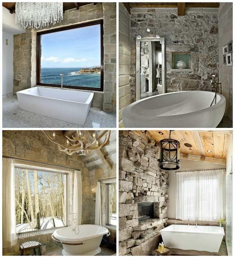 Steinbadezimmer In 35 Schonen Und Inspirierenden Beispielen Stone Bathroom Modern Bathroom Zen Bathroom Decor