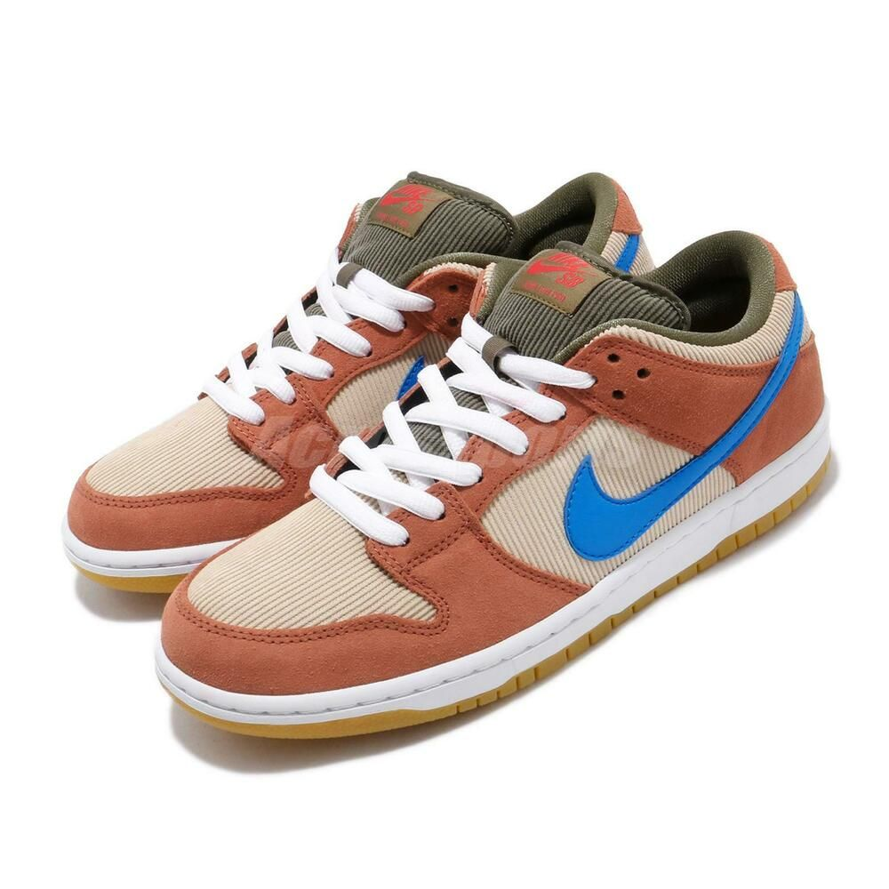 finest selection shop finest selection Advertisement(eBay) Nike SB Dunk Low Pro Corduroy Dusty ...