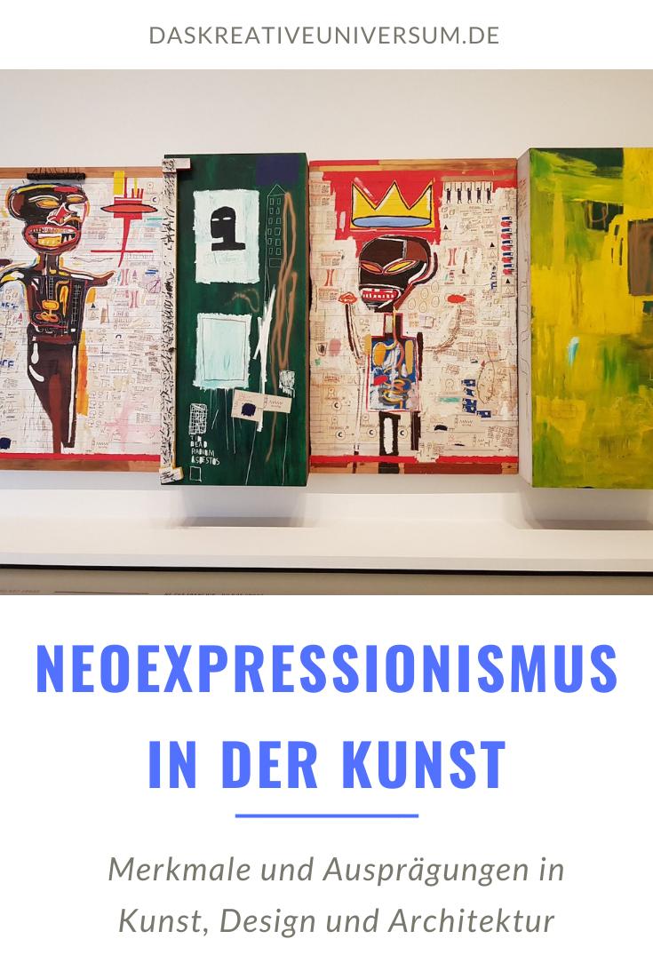 Der Neoexpressionismus War Eine Vielfaltige Kunstrichtung Der 1980er Jahre Hier Erfahrst Du Alle Neoexp Expressionismus Neo Expressionismus Neoexpressionismus