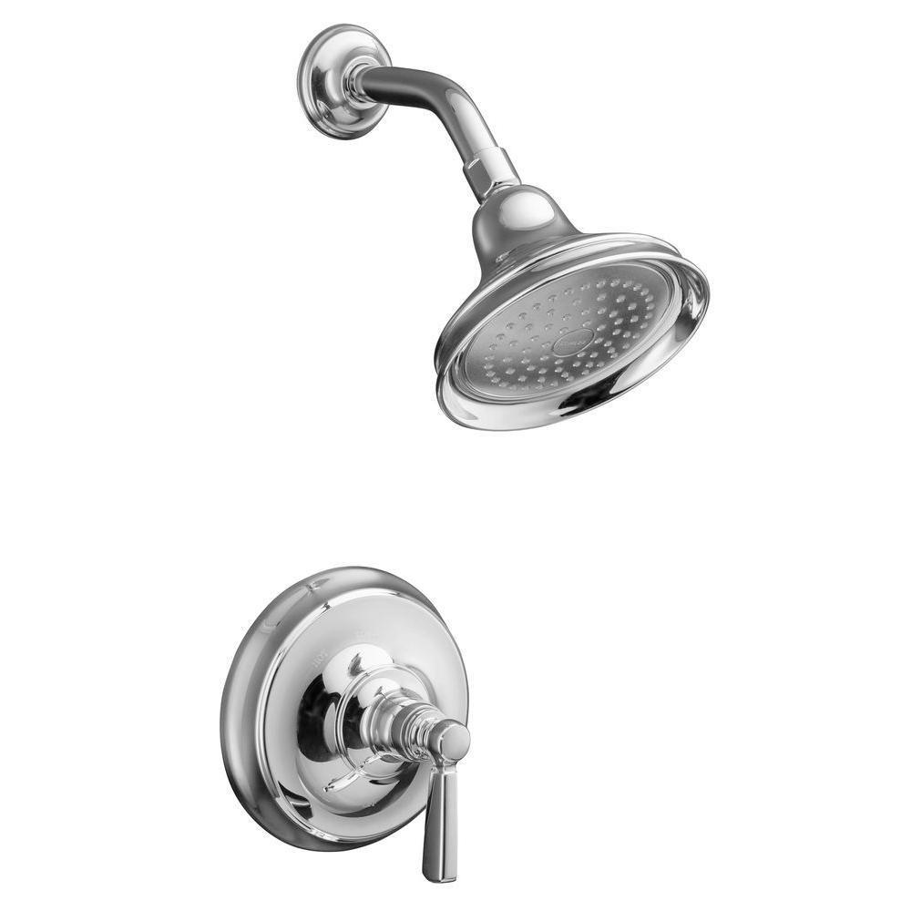 GROHE Gloucester Chrome 1 Handle Shower