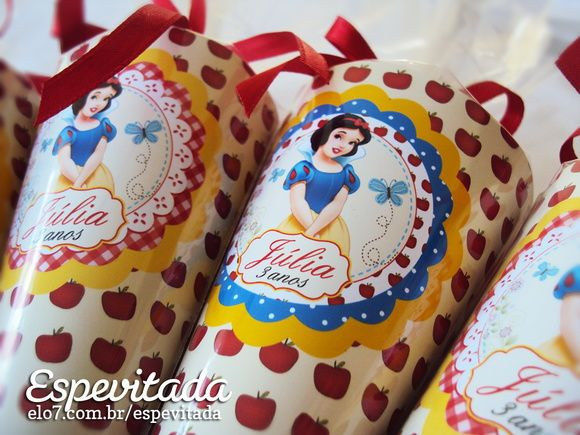 Cone Branca De Neve Snow White Birthday Party Pinterest Snow