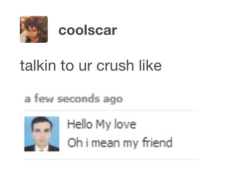 8bda792762ea0bc4ec965a221105ed8a 22 tumblr posts that perfectly summarise crushes crushes, memes