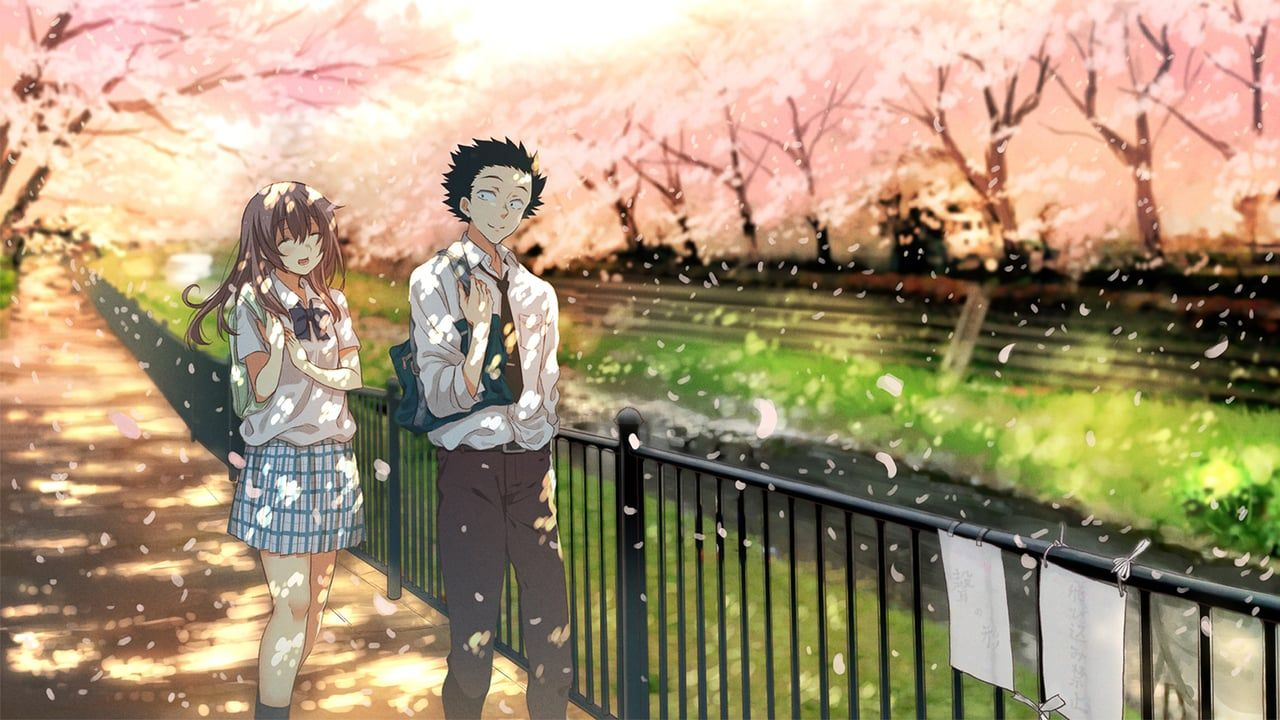 Ver Hd A Silent Voice Pelicula Completa Anime Images Anime Films The Voice