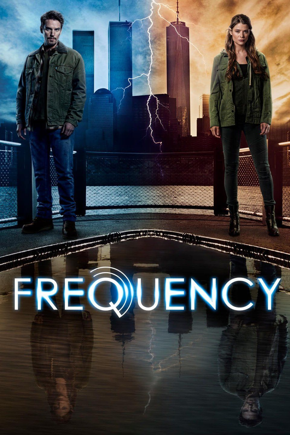 Frequency Tv Frequency Cw Frequency In 2018 Pinterest Tvs Season 1 And
