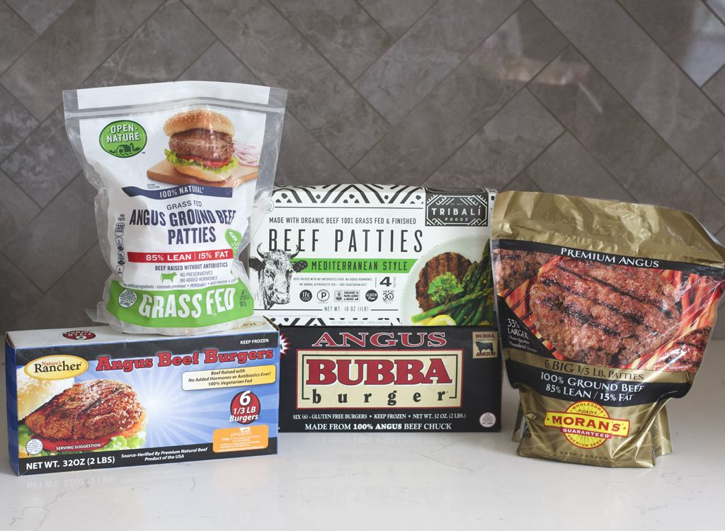We Tested 5 Frozen Burgers And This Is The Best Eat This Not That Beef Patties Recipes How To Cook Beef Eat