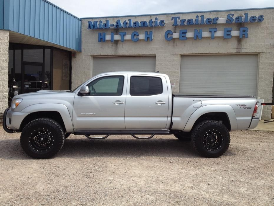 Let's see your silver 2nd gen taco truck, Dream