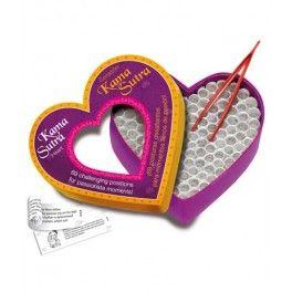 Corazón Kamasutra 14,50€. Más Info: http://elviserotica.com/tienda/es/regalos/105-corazon-kamasutra-9789088190131.html