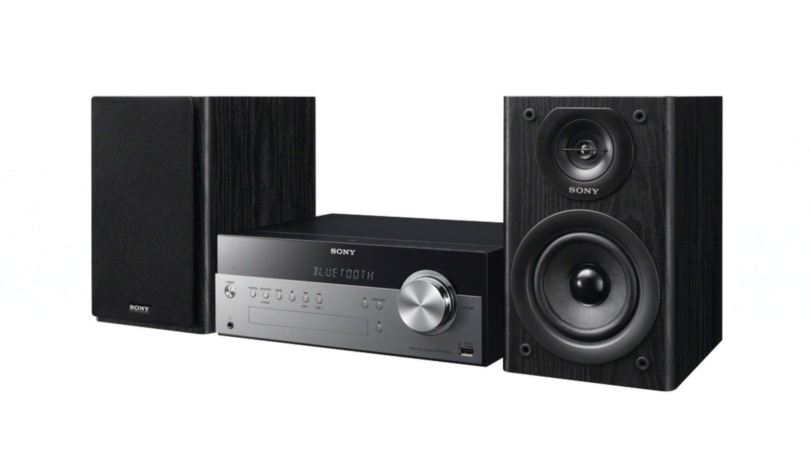13 Stereo Shelf Systems for Playing All Your Favorite