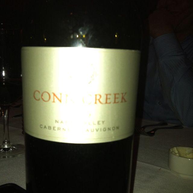 2007 Conn Creek Cabernet Sauvignon