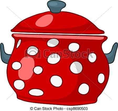 Dibujo De Olla Kitchen Pot Home Kitchens Decorative Jars