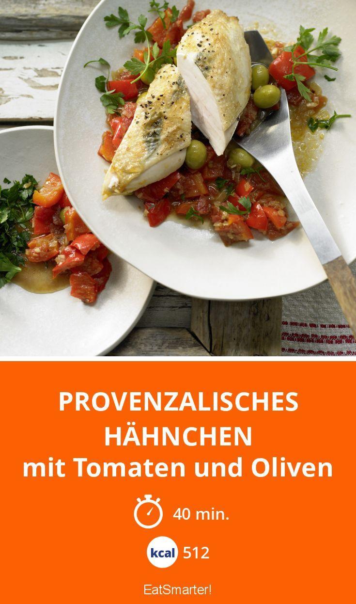 Provenzalisches Hähnchen | Rezept | Hahn, einfache Abendessen und ...