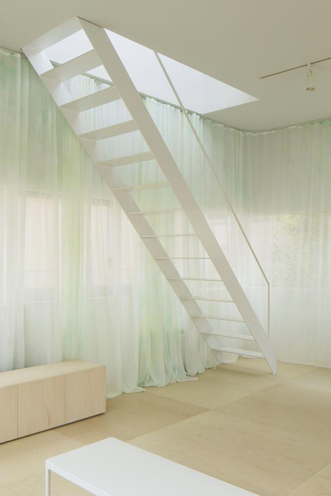 Gallery Of Nerima House Elding Oscarson 2 House Contemporary House Home
