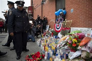 Key developments in case of 2 slain NYPD officers - http://lincolnreport.com/archives/407780