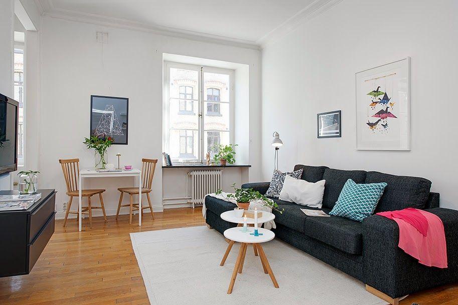 C mo decorar con xito un piso de soltera dream house for Como decorar un departamento
