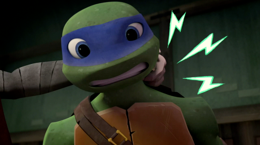 Leonardo ninja turtle face - photo#42
