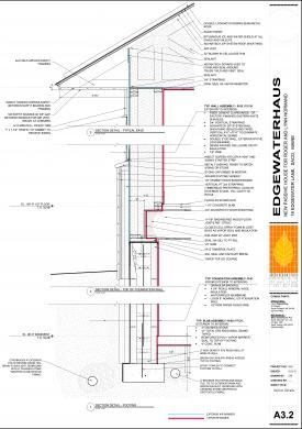 Designing Superinsulated Walls Passive House Design Icf Walls Facade House