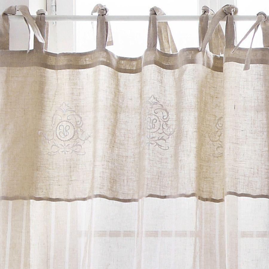 Mirabeau Gardinen gardine beaucaire aus leinen kaufen mirabeau list for