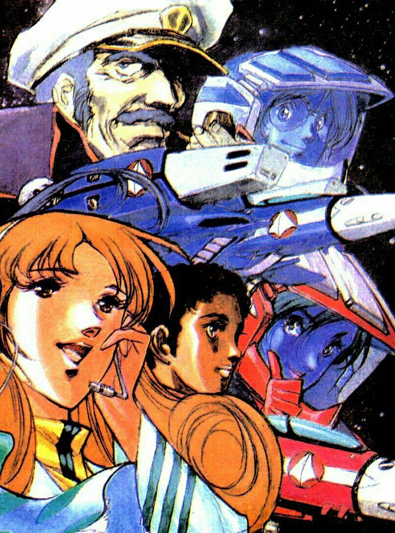 Robotech Robotech Macross anime, Robotech macross