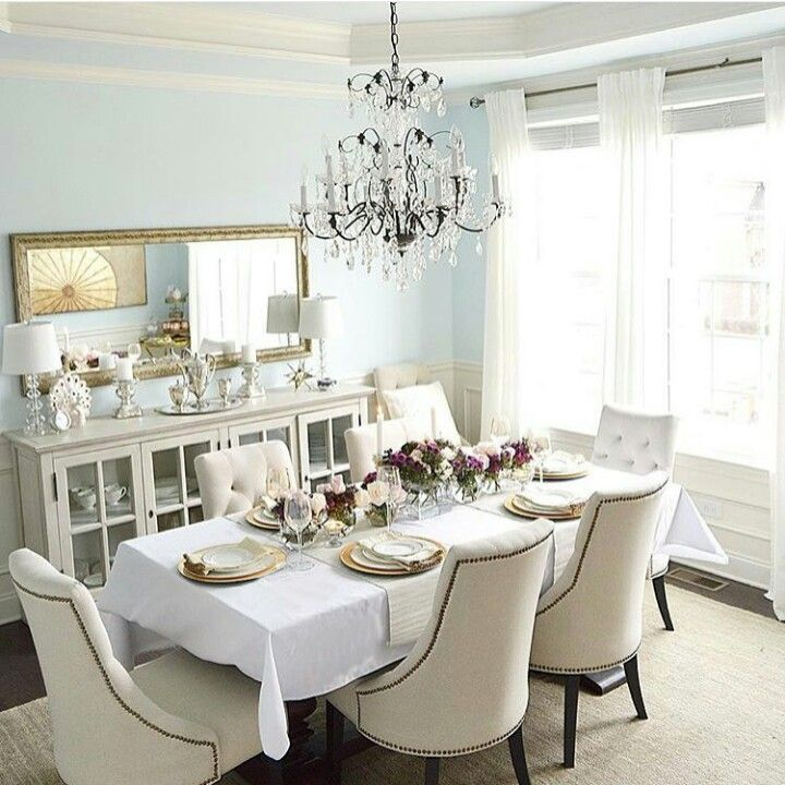 Pin by Nayla Sahyoun on Decorate: Dinning rooms &Kitchens ...