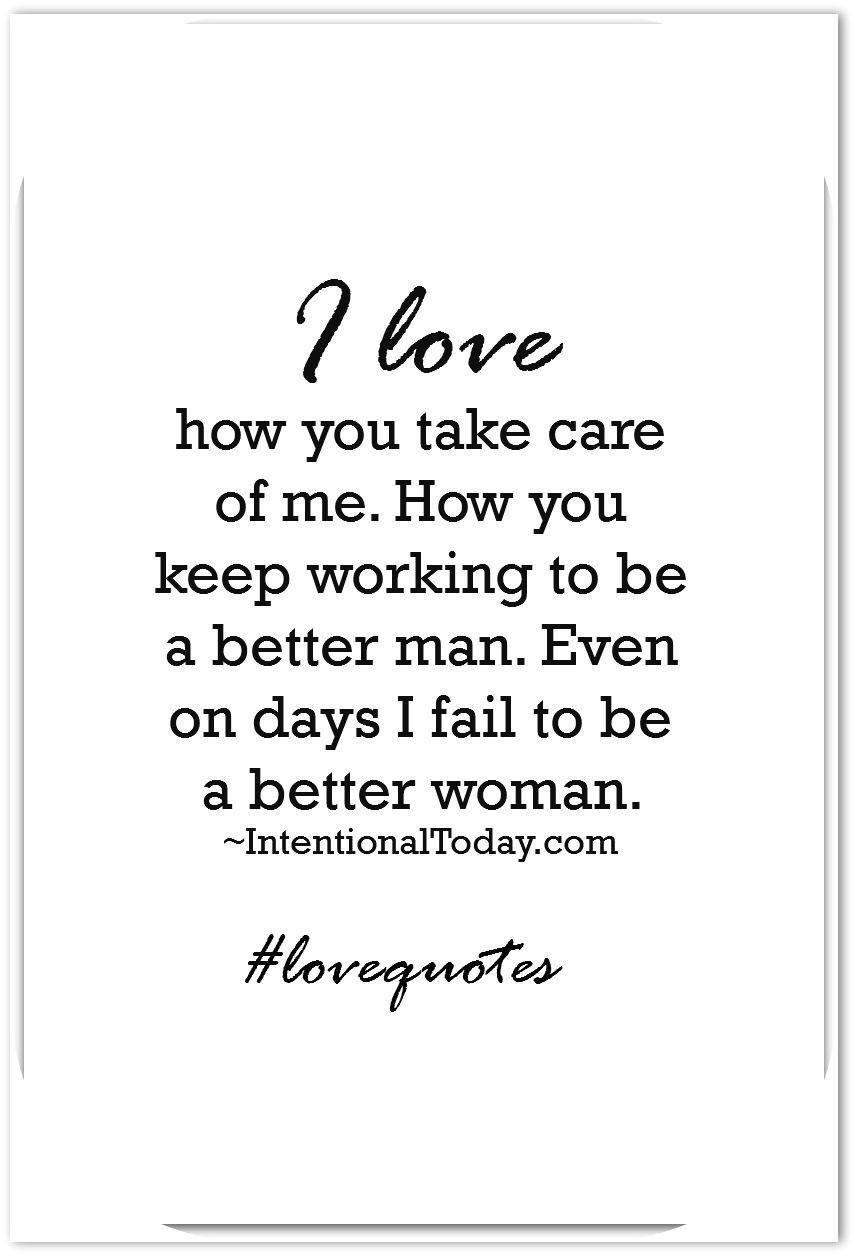 take care i love you