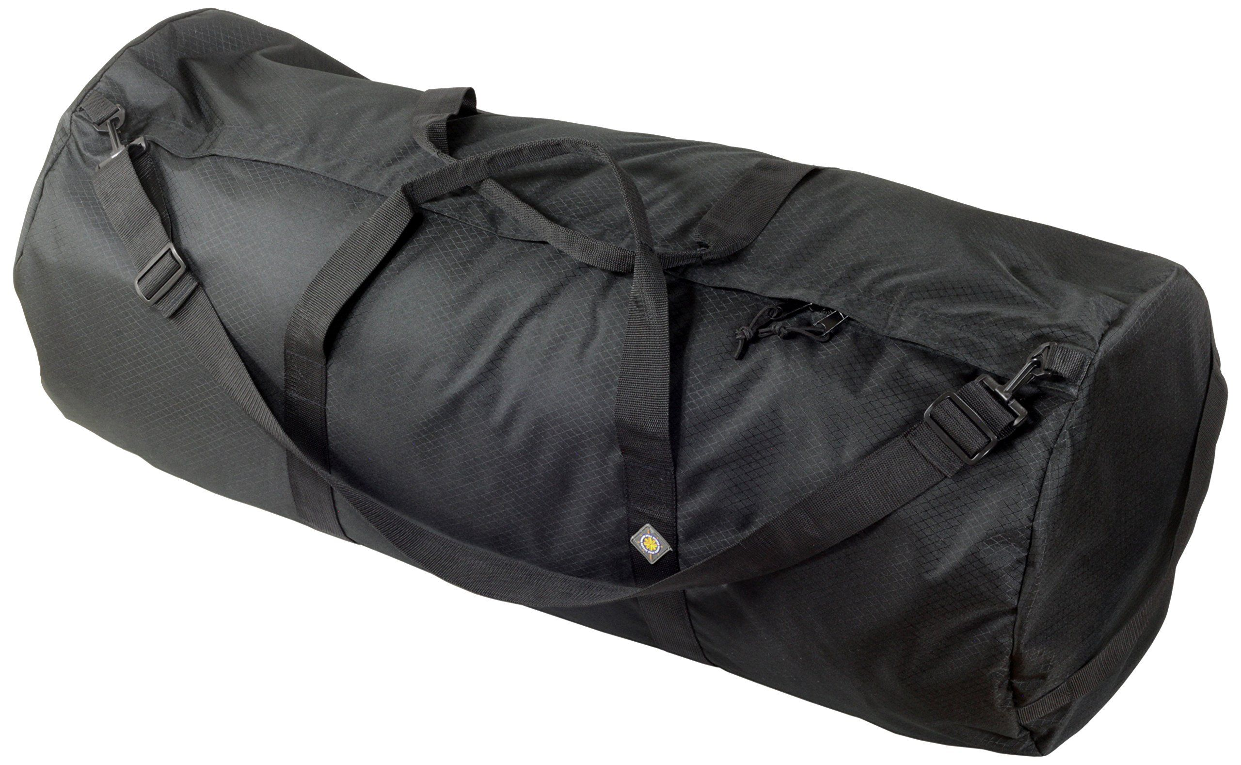 6f1bc4fe9d35 Northstar SD1640DLXMB Sports 1050 HD Tuff Cloth Diamond Ripstop Series Gear  and Duffle Bag 16 x 40Inch Midnight Black    Click on the image for  additional ...