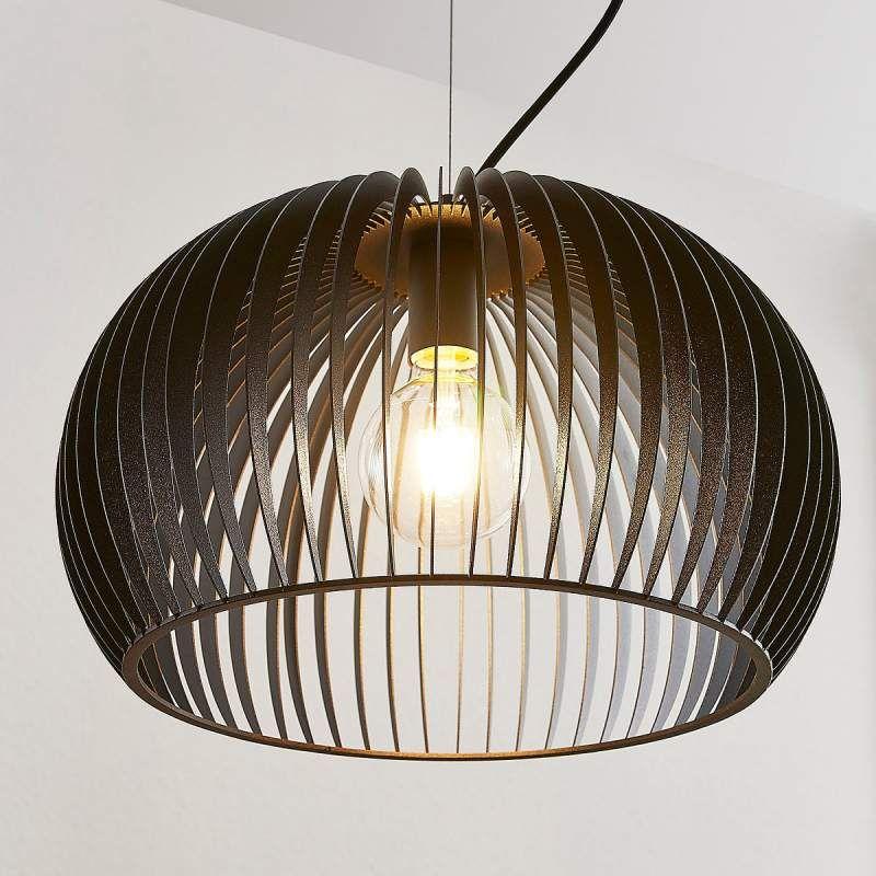 Hanglamp Jusra Gemaakt Van Zwart Metaal 1 Lamp Hanglamp Eetkamertafel Lamp Hangende Lichten
