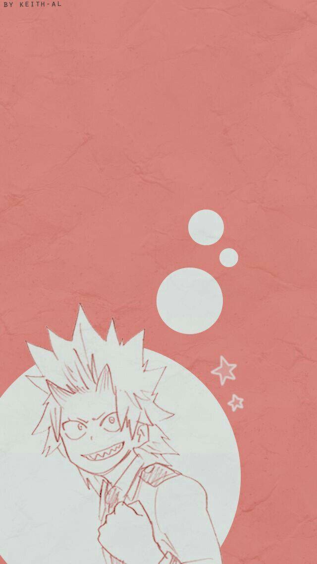 Fondos BNHA  - #12 •Kirishima Eijirou•