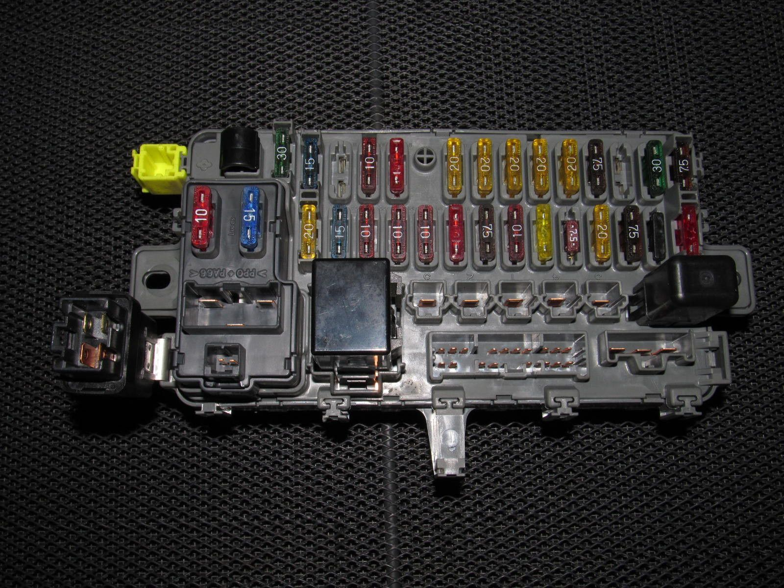 8bdb45f0d322eddcafdfa2d956f0f91f 94 95 96 97 98 99 00 01 acura integra oem interior fuse box products 95 Integra Fuse Box Diagram at soozxer.org