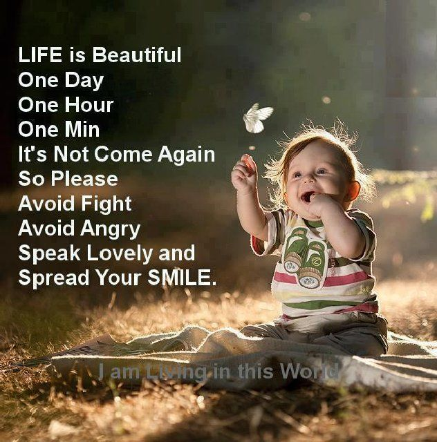 Life Is Beautiful Quotes About Life Quotes Life Is Beautiful