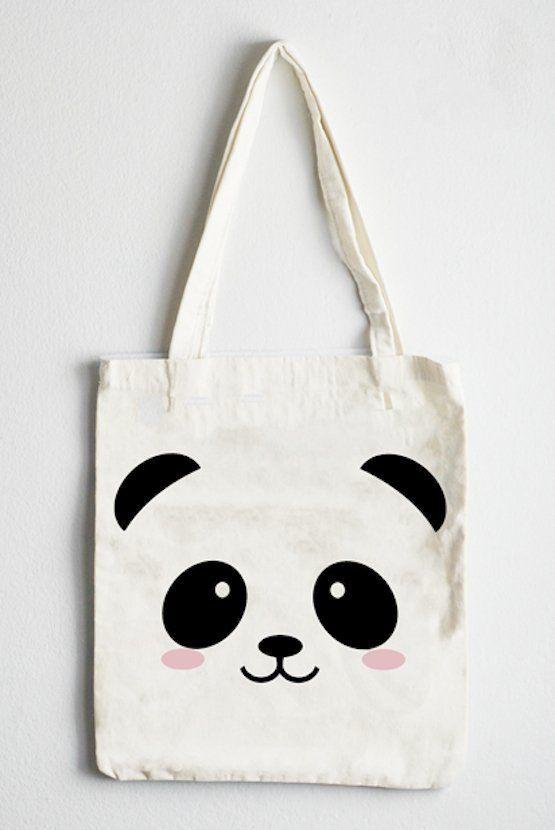 Tote Bag - Fox Face by VIDA VIDA 3zBc5dnOD