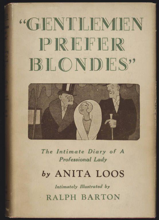 джентълмените предпочитат блондинки